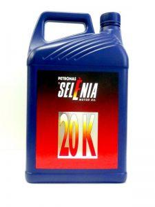 Selénia 20K 10W-40 5L