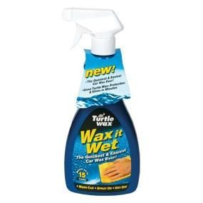 Turtle Wax Wax it Wet 500ml