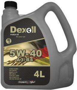 Dexoll A3/B4 5W-40 4L